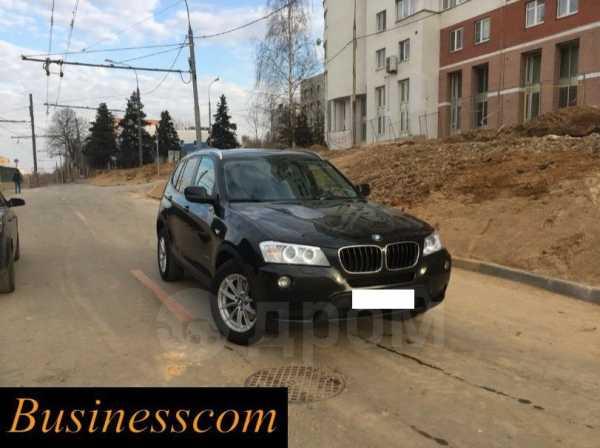 BMW X3, 2013 год, 910 000 руб.