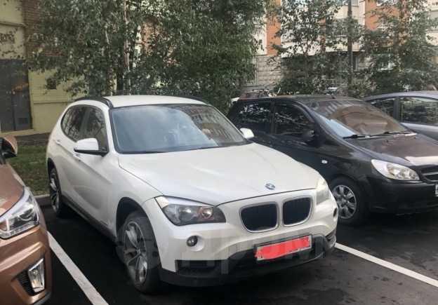 BMW X1, 2012 год, 990 000 руб.