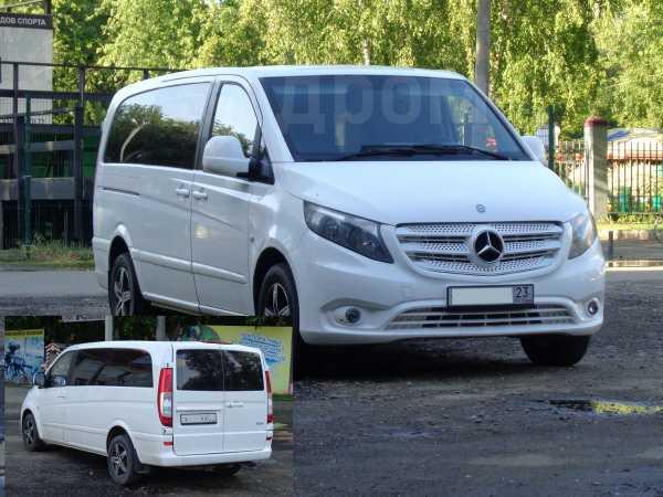 Mercedes-Benz Viano, 2013 год, 1 140 000 руб.