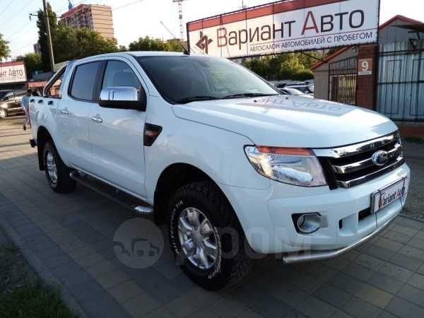 Ford Ranger, 2013 год, 1 187 000 руб.