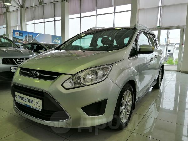 Ford Grand C-MAX, 2011 год, 565 000 руб.