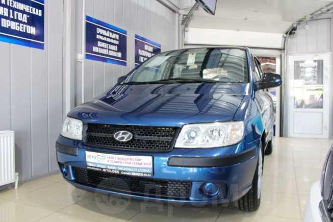 Hyundai Matrix, 2007 год, 329 900 руб.