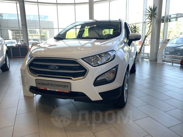 Ford EcoSport, 2019 год, 1 172 000 руб.