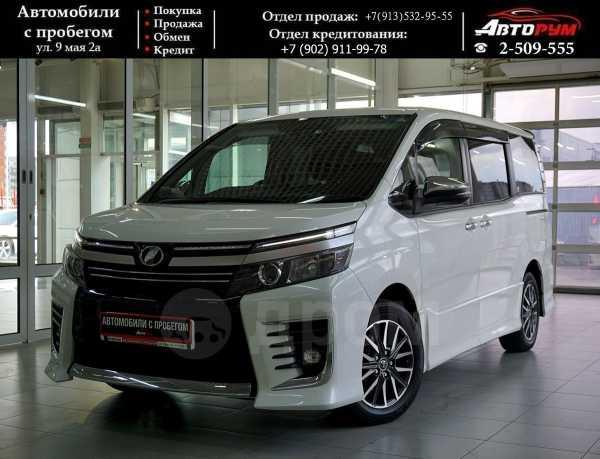 Toyota Voxy, 2017 год, 1 477 000 руб.