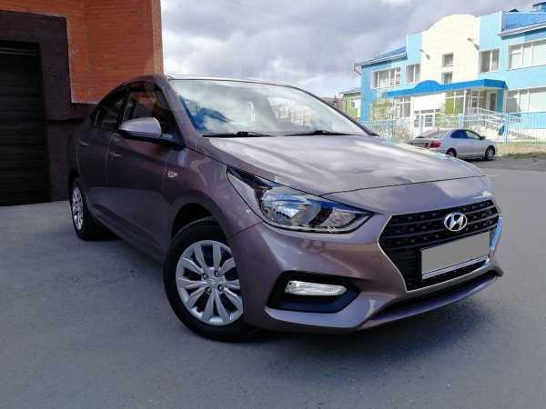 Hyundai Solaris, 2018 год, 850 000 руб.