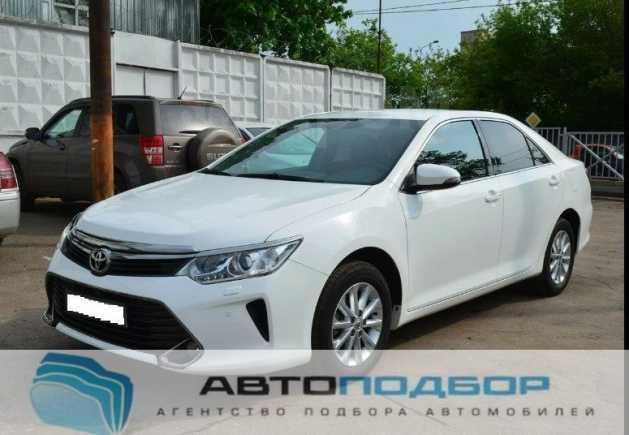 Toyota Camry, 2015 год, 1 305 000 руб.