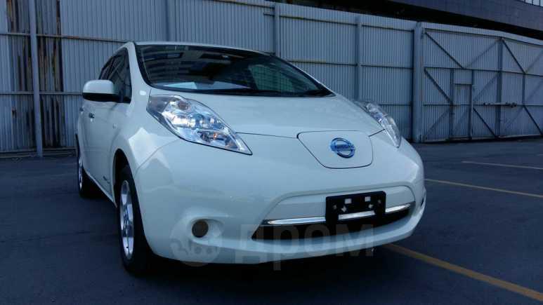 Nissan Leaf, 2012 год, 498 000 руб.
