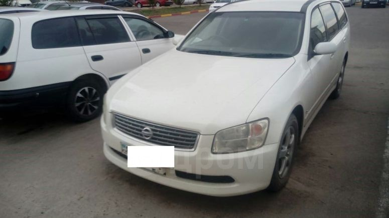 Nissan Stagea, 2004 год, 325 000 руб.