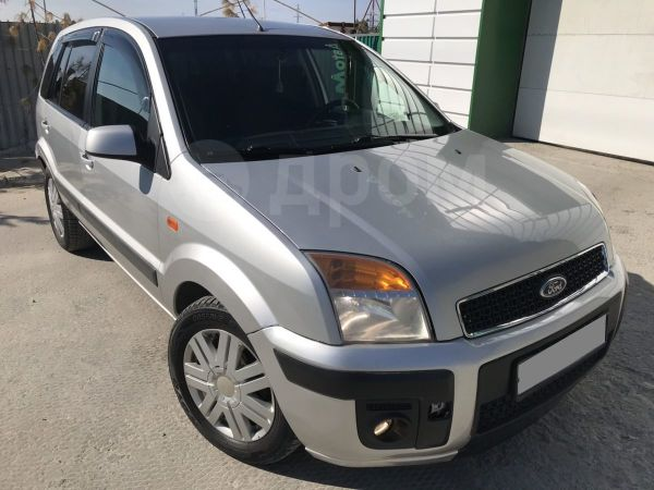 Ford Fusion, 2006 год, 188 000 руб.