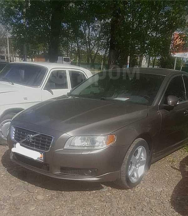 Volvo S80, 2007 год, 460 000 руб.