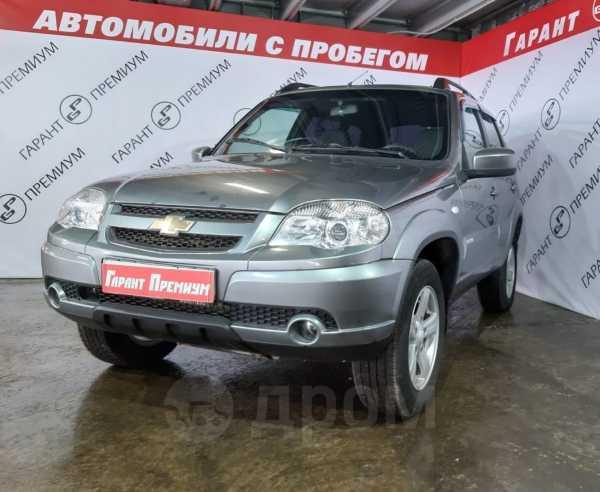 Chevrolet Niva, 2013 год, 339 000 руб.