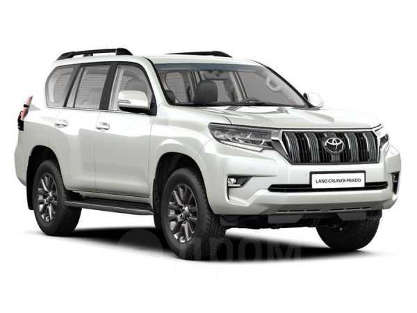 Toyota Land Cruiser Prado, 2019 год, 3 921 000 руб.