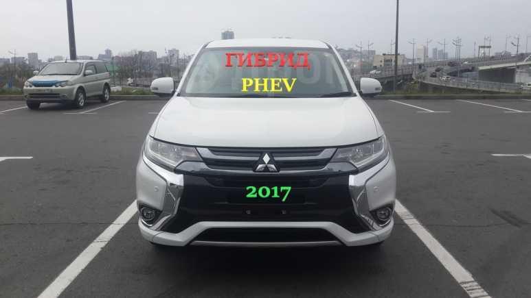 Mitsubishi Outlander, 2017 год, 1 880 000 руб.