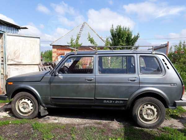 Лада 4x4 2131 Нива, 2010 год, 200 000 руб.