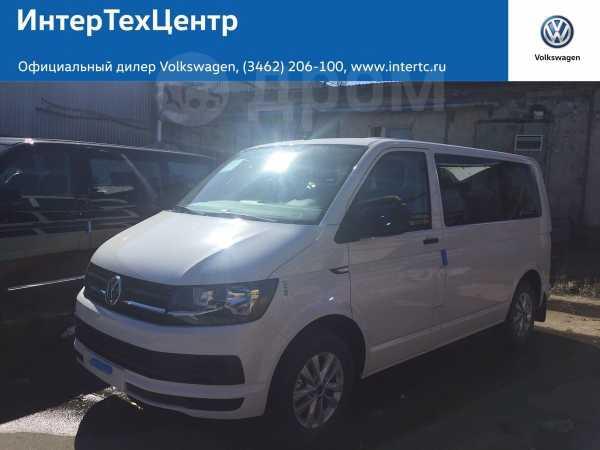 Volkswagen Multivan, 2019 год, 2 907 800 руб.