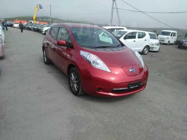 Nissan Leaf, 2014 год, 490 000 руб.
