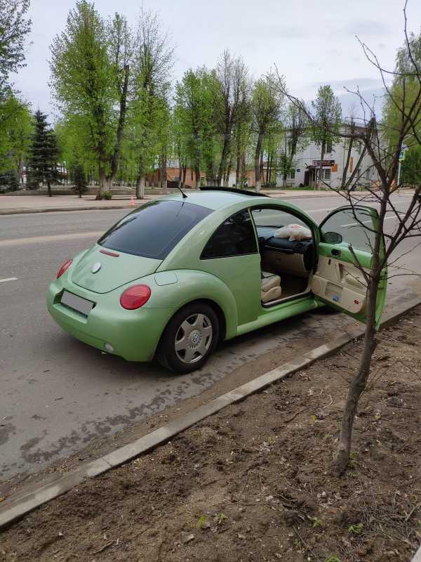 Volkswagen Beetle, 2001 год, 310 000 руб.