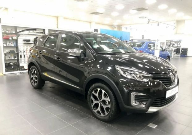 Renault Kaptur, 2019 год, 1 174 990 руб.