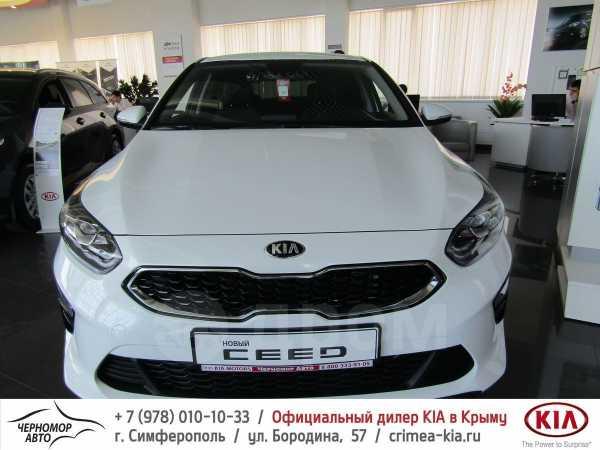 Kia Ceed, 2018 год, 1 452 900 руб.