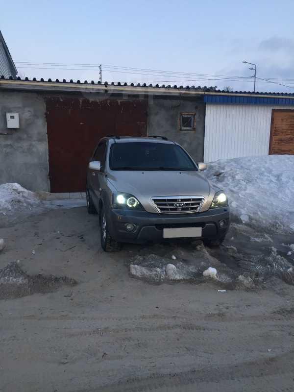 Kia Sorento, 2007 год, 640 000 руб.