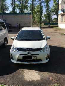 Биробиджан Toyota Aqua 2013
