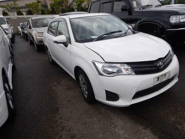 Toyota Corolla Axio, 2014 год, 639 000 руб.