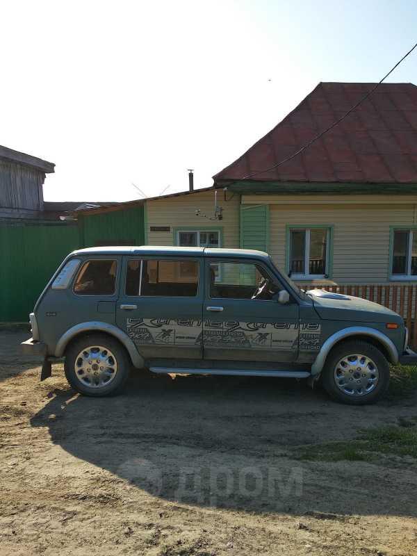 Лада 4x4 2131 Нива, 2003 год, 120 000 руб.