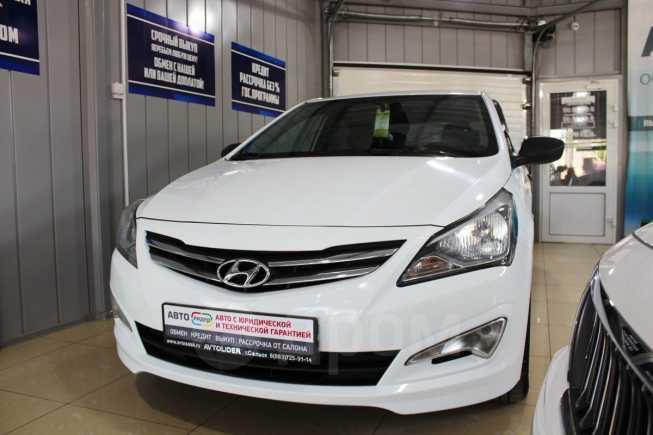 Hyundai Solaris, 2015 год, 559 900 руб.