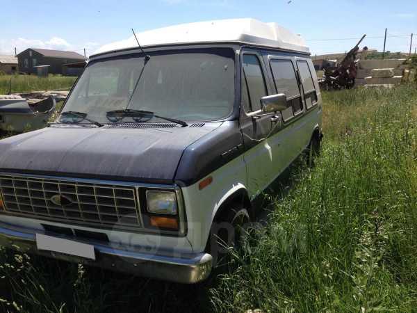 Ford Econoline, 1990 год, 350 000 руб.