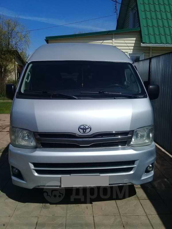 Toyota Hiace, 2011 год, 1 100 000 руб.