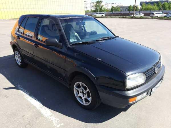 Volkswagen Golf, 1993 год, 110 000 руб.