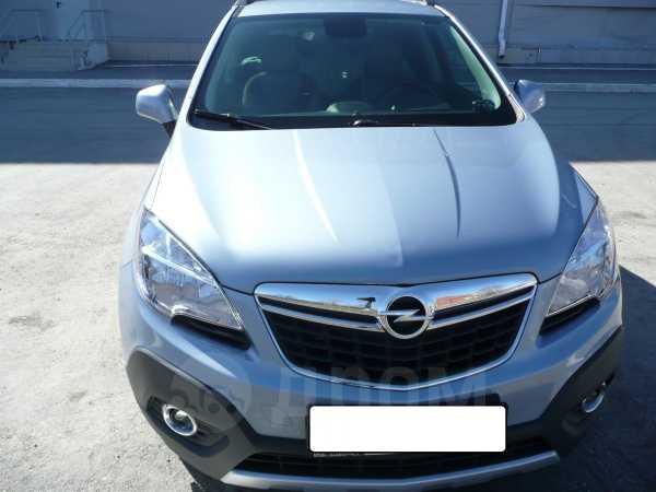 Opel Mokka, 2012 год, 780 000 руб.