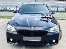 Чебоксары BMW 5-Series 2016