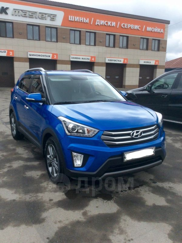 Hyundai Creta, 2018 год, 1 349 999 руб.