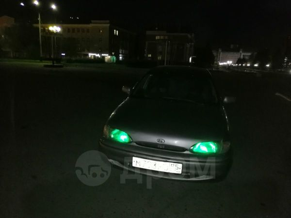Hyundai Accent, 1995 год, 97 000 руб.