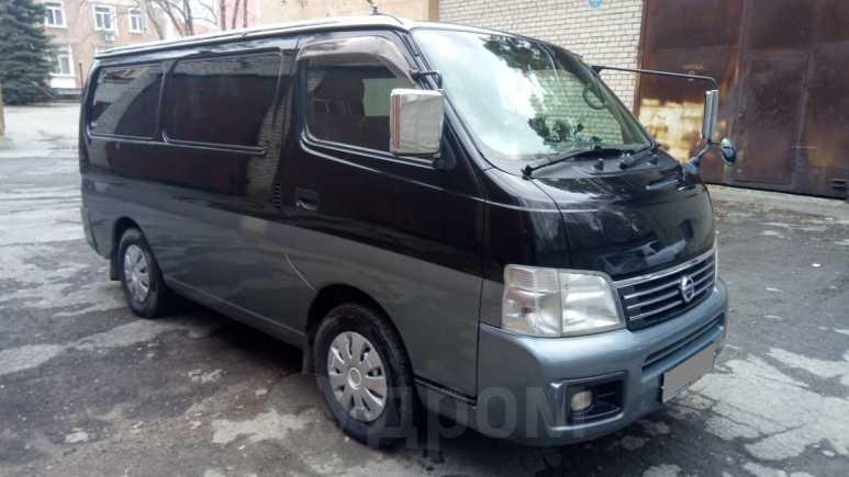 Nissan Caravan, 2002 год, 370 000 руб.