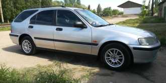 Нижнегорский Civic 1998