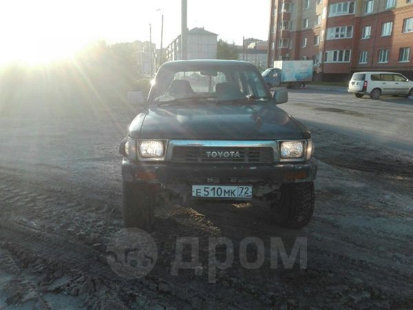 Toyota Hilux Surf, 1990 год, 200 000 руб.