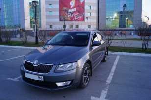 Нефтеюганск Octavia 2013