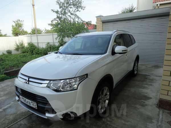 Mitsubishi Outlander, 2014 год, 1 075 000 руб.