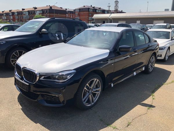 BMW 7-Series, 2019 год, 7 280 000 руб.
