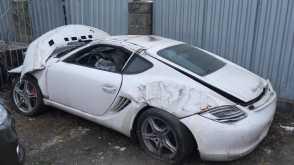 Porsche Cayman, 2011 г., Новосибирск