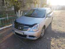 Улан-Удэ Nissan Almera 2015
