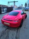 Porsche Cayman, 2007 год, 1 800 000 руб.