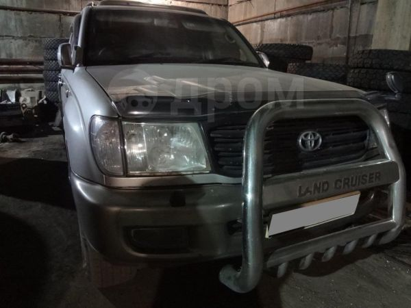 Toyota Land Cruiser, 2000 год, 989 000 руб.