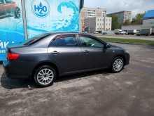 Барнаул Corolla 2009