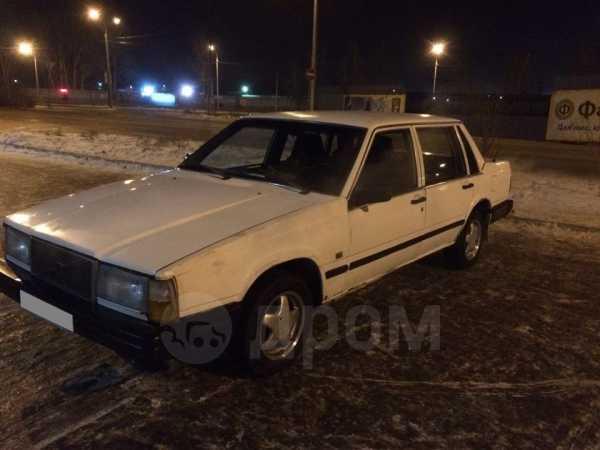 Volvo 740, 1985 год, 90 000 руб.
