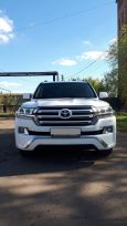 Toyota Land Cruiser, 2016 год, 3 690 000 руб.