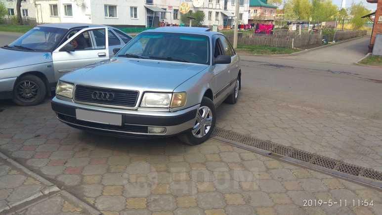 Audi 100, 1993 год, 157 000 руб.
