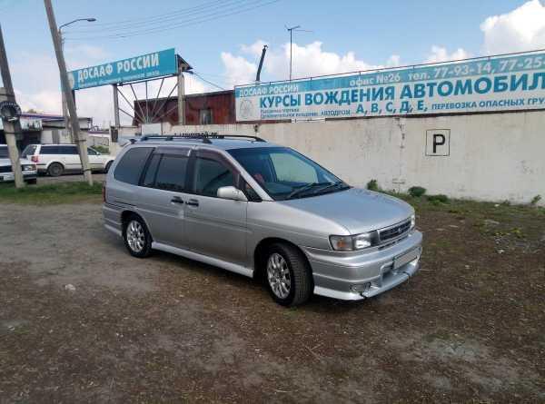 Nissan Prairie Joy, 1996 год, 189 000 руб.